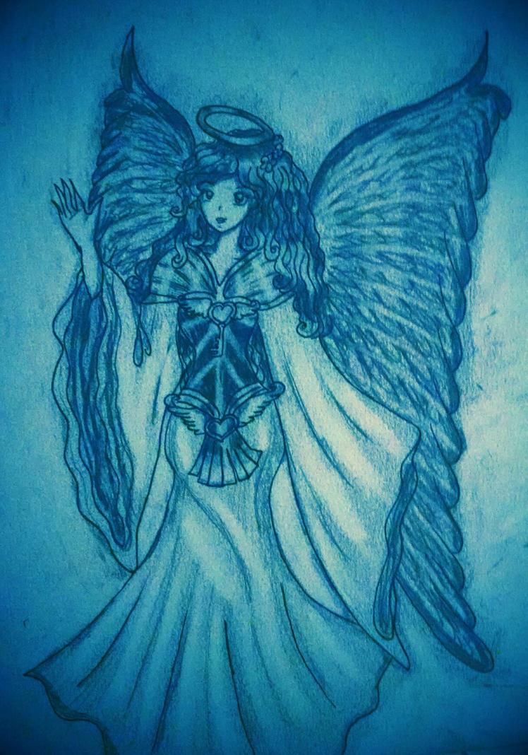 Blue Angel by bluebellangel19smj