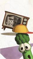 VeggieTales Textless Cover - WGWIS!? (Version 1)