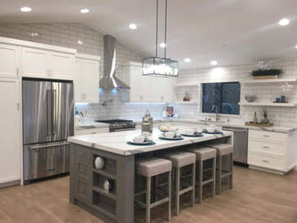 Kitchen Remodeling near me by boutiqueconstruction