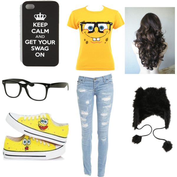 Swag Collection Spongebob By SWAG ME