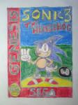 Sonic 3 boxart