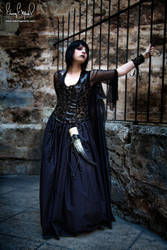 Alle, the Black Witch