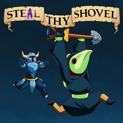 Steel Thy Shovel by Elanstration