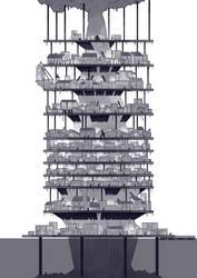 Stalagmite City by Elanstration