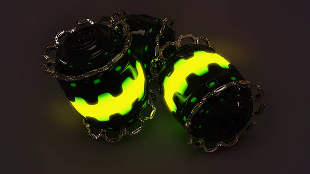 Glow Granades