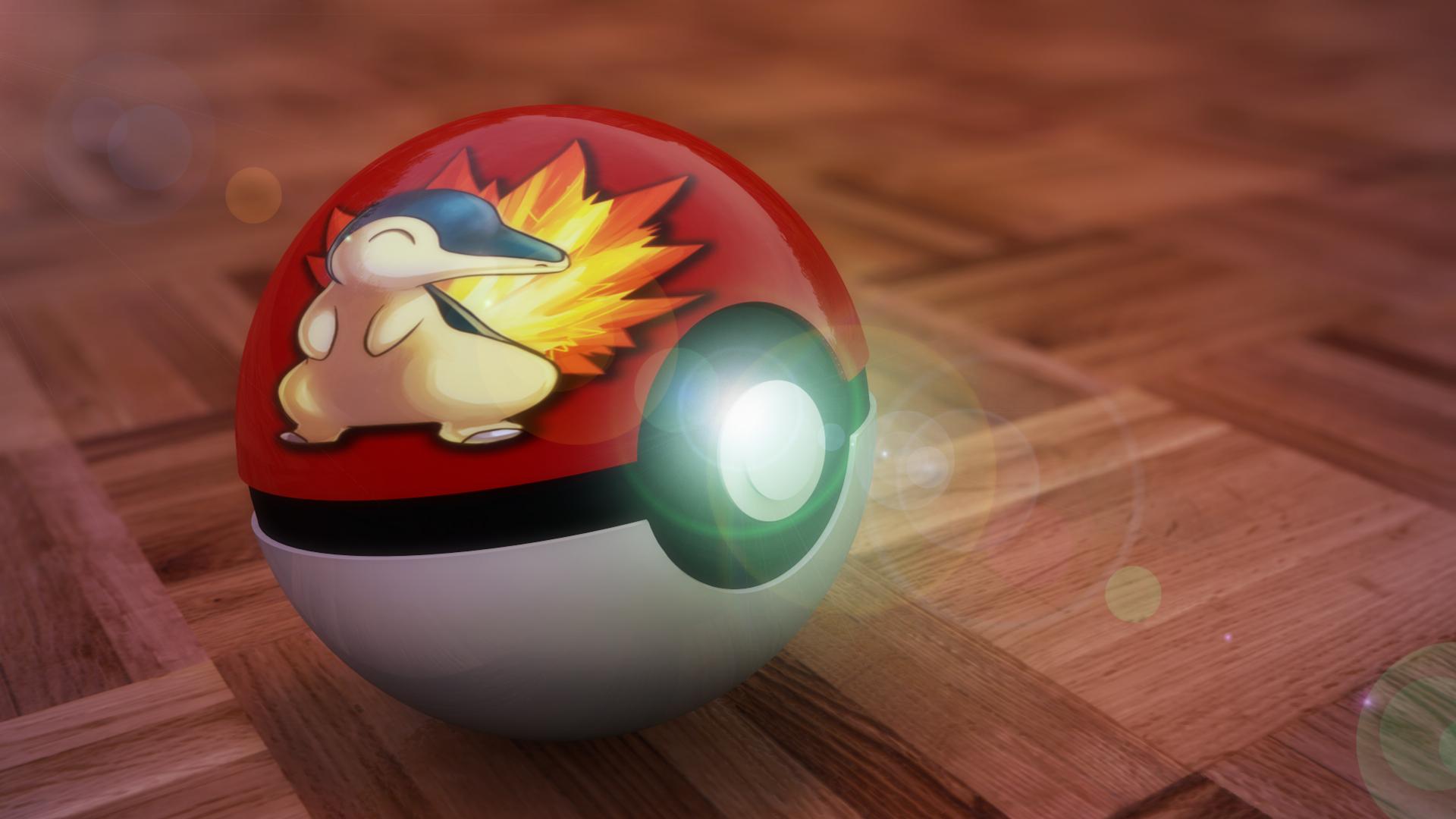 Pokeball by xylomon