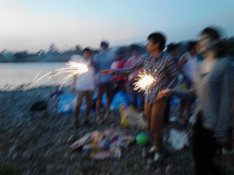 Fireworks by HeartOfHabren
