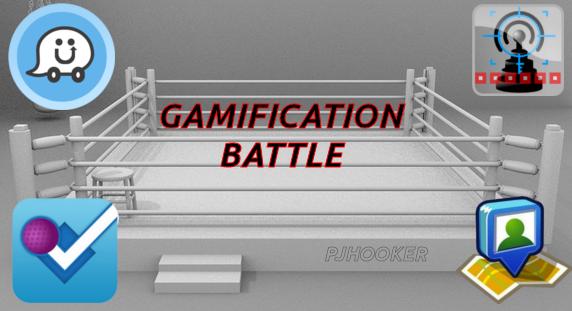 Gamification Battle by pjhooker