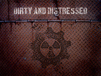 Dirty and Distressed Wallpaper by DirtyandDistressed