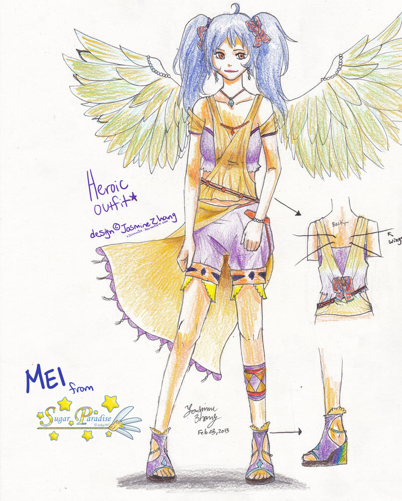 Mei(contest entry) by XJasmin3x