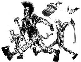Punks of 81 by 80sogre