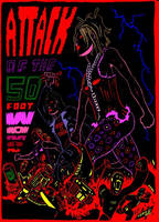 Attack of the 50 ft woman by 80sogre