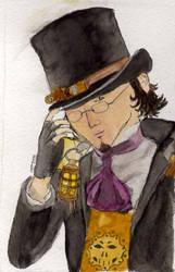 Mr. Dantes by KatarinaNavane