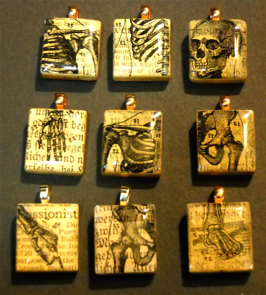 Anatomy scrabble tile pendants by katarinanavane on deviantart anatomy scrabble tile pendants by katarinanavane mozeypictures Images