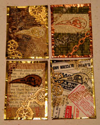 Artist Trading Cards 256