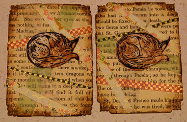 Artist Trading Cards 258