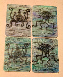 Artist Trading Cards 262