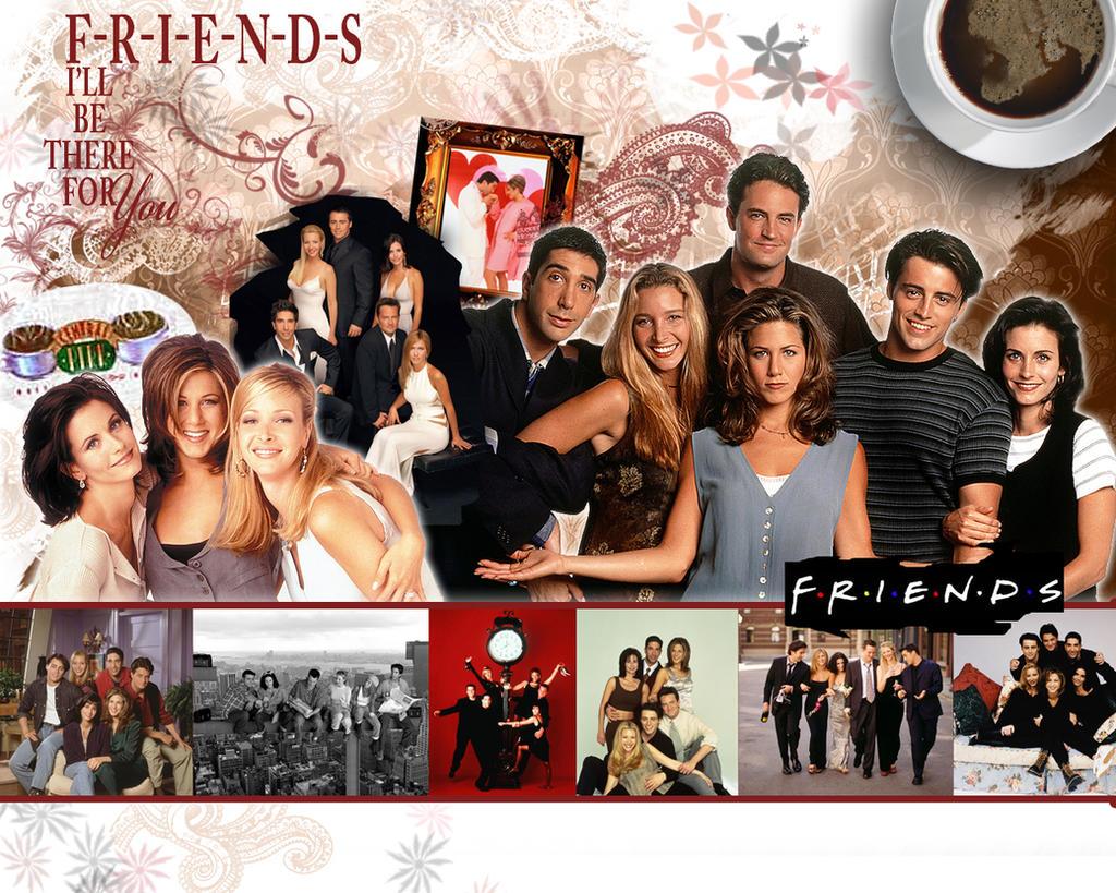friends d wallpaper - photo #18