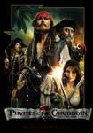 Pirates OT Caribbean IV Poster