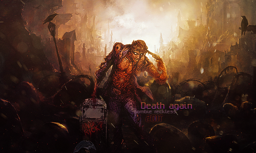 DeatH AgaiN by stark-coyote