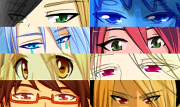 Eyes by LaahGata