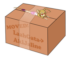 MOVED! by LaahGata