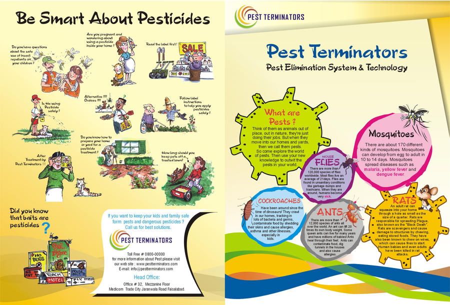 pest control and waste management essay Use this free pest control proposal template and help your customers get rid of their pesky neighbors our technicians are passionate about pest control management.