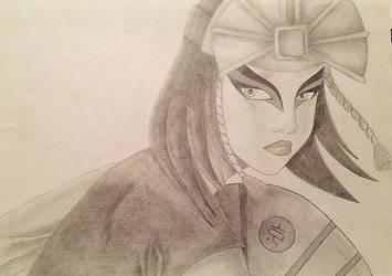 Avatar Kyoshi by GiuliaMarchi