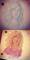 Hazel - sketch