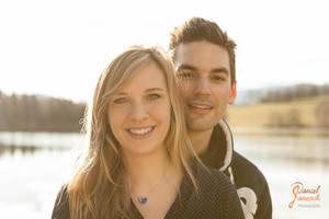 Engagement Kathrin und Max