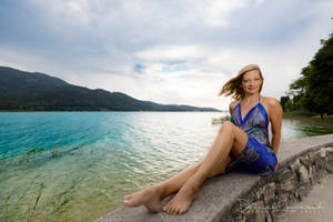 shooting melanie am woerthersee