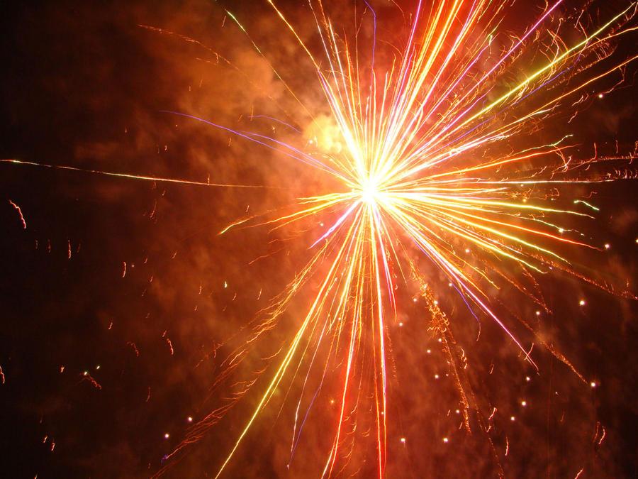 Fireworks . Texture by b3hindhersmil3