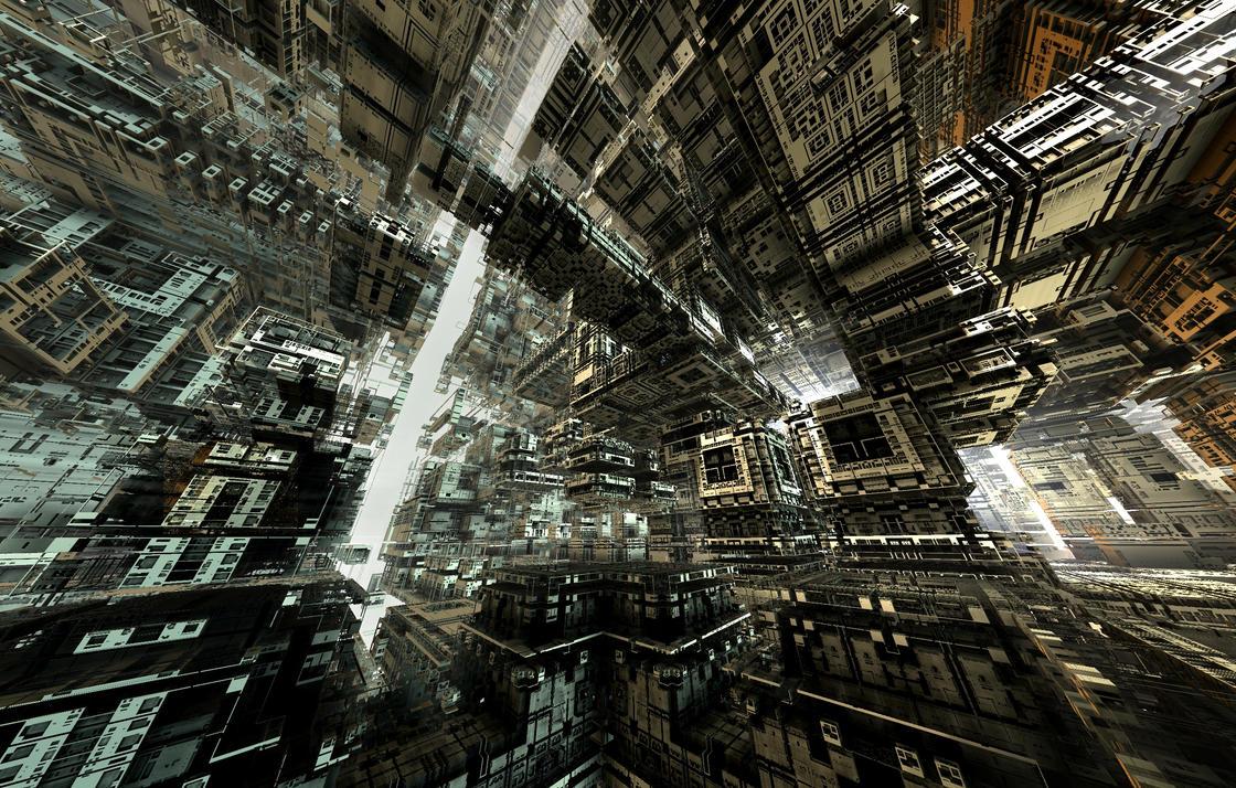 Block-Sierpinski4 by jeanBart