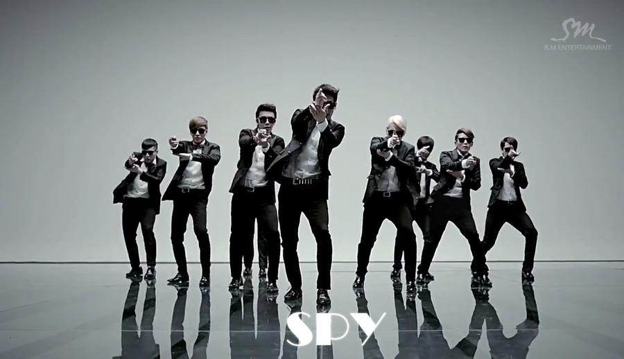 Super Junior Spy Wallpaper 3 By MikaAlaMode