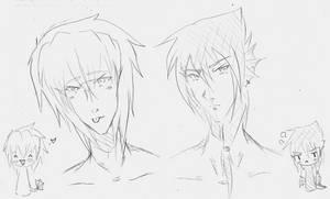 Heniek i Rysiek :D [Quick Sketch]