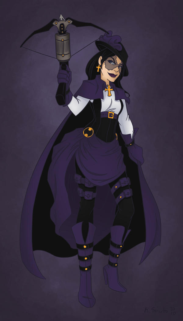 Msciuto Victorian_huntress_by_shoot_o-d329urg