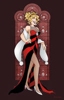 Harley Evening Gown by msciuto