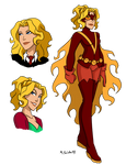 Young Justice Flamebird