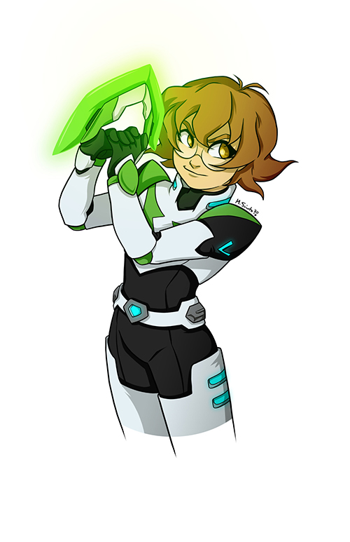Pidge by msciuto