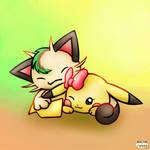 Cuddle~