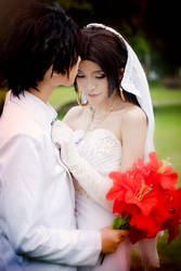 one piece_Boa Hancock_wedding