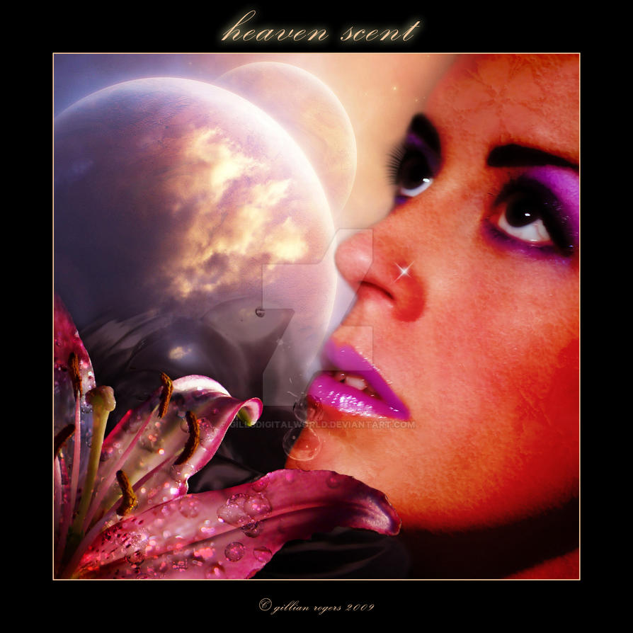 Heaven Scent by GillsDigitalWorld