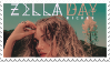 Zella Day Stamp by derserogue