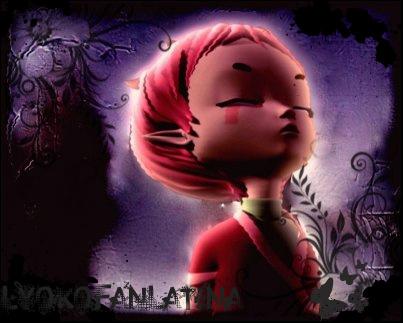 aelita's dream.... by LyokoFanLatina