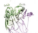 gertrud and charlotte