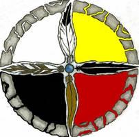 My Medicine Wheel by spiritman