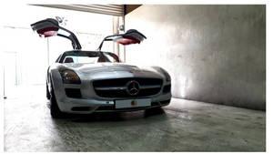 Mercedes Benz Service Center Dubai and Abu Dhabi