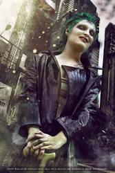 Joker - Suicide Squad Movie - DC Comics by IrethMinllatur