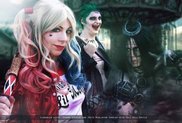 Suicide Squad by IrethMinllatur