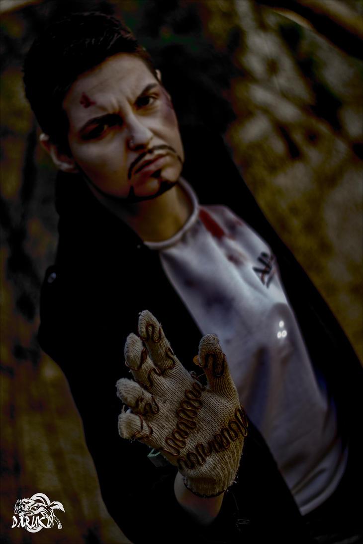 Tony Stark, The Mechanic - Iron man 3 by IrethMinllatur